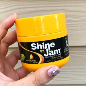 Shine n Jam Extra hold gel (4oz)